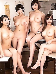 Japanese wife displaying in public