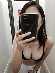 Impressive asian strumpets are seducing their husbands